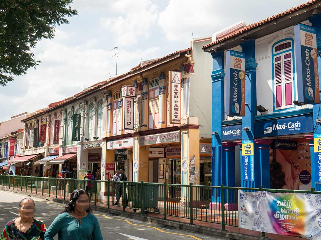 Little India - Buffalo Road